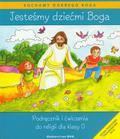Kubik Władysław - Jesteśmy dziećmi Boga Podręcznik i ćwiczenia Religia dla klasy 0