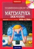 Gałązka Kinga - Matematyka Vademecum egzamin gimnazjalny 2012 z płytą CD