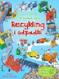 Frith Alex - Recykling i odpadki Książka z okienkami