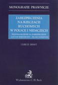 Ernst Ulrich - Zabezpieczenia na rzeczach ruchomych w Polsce i w Niemczech