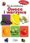 Kawałko Natalia, Wójcik Elżbieta - Nauka kolorów Owoce i warzywa