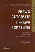 Barta Janusz, Czajkowska-Dąbrowska Monika, Ćwiąkalski Zbigniew - Prawo autorskie i prawa pokrewne Komentarz