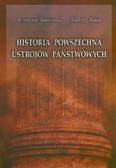 Kamińska Krystyna, Gaca Andrzej - Historia powszechna ustrojów państwowych