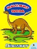Wiśniewska Anna - Malujemy wodą Dinozaury