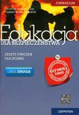 Karczmarczyk Andrzej, Wrycz-Rekowski Łukasz - Edukacja dla bezpieczeństwa Zeszyt ćwiczeń Linia druga. Gimnazjum