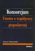 Niepytalski Tomasz - Konsorcjum Umowa o współpracy gospodarczej