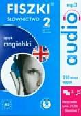 FISZKI Język angielski Słownictwo 2 pre-intermediate CD mp3