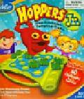 Hoppers Junior. Peg Solitaire Jumping Game. Gra logiczna