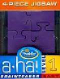 Aha Brainteaser 1 4-Piece Jigsaw. Gra logiczna