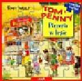 Wolf Tony - Tom i Penny Pizzeria w lesie