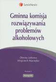 Lebowa Dorota, Maciejko Wojciech - Gminna komisja rozwiązywania problemów alkoholowych