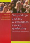 Bajcar Beata, Borkowska Anna, Czerw Agnieszka - Satysfakcja z pracy w zawodach z misją społeczną