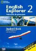 Stephenson Helen, Tkacz Arek - English Explorer 2 Podręcznik z płytą CD. Gimnazjum