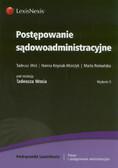Woś Tadeusz, Romańska Marta - Postępowanie sądowoadministracyjne
