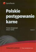 Grzegorczyk Tomasz, Tylman Janusz - Polskie postępowanie karne