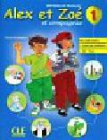 Samson Colette - Alex et Zoe 1 Podręcznik z płytą CD
