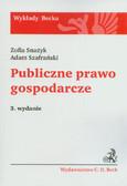 Snażyk Zofia, Szafrański Adam - Publiczne prawo gospodarcze
