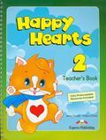 Dooley Jenny, Evans Virginia - Happy Hearts 2 Teacher`s Book