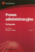Praca zbiorowa - Prawo administracyjne Ćwiczenia