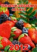 Kalendarz 2012 Poradnik codzienny od A do Z kolor