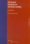 Sierpowska Iwona - Prawo pomocy społecznej
