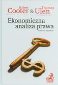 Cooter Robert, Ulen Thomas - Ekonomiczna analiza prawa