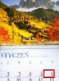 Kalendarz 2012 KJ01 Jesień