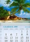 Kalendarz 2012 KT10 Palma trójdzielny