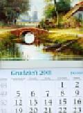 Kalendarz 2012 KT12 Mostek trójdzielny