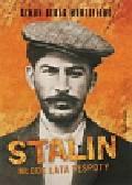 Montefiore Simon Sebag - Stalin Młode lata despoty