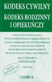 Kodeks cywilny Kodeks rodzinny i opiekuńczy
