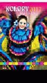 Kalendarz 2012 RW06 Kolory świata