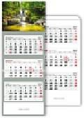 Kalendarz 2012 T 53 Wodospad Szklarski