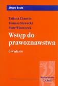 Chauvin Tatiana, Winczorek Piotr, Stawecki Tomasz - Wstęp do prawoznawstwa