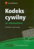 Baranek Rafał, Zamojski Łukasz - Kodeks cywilny ze schematami