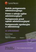 Piątek Wojciech - Kodeks postępowania administracyjnego Prawo o ustroju sądów administracyjnych Postępowanie przed sądami administracyjnymi Postępowanie egzekucyjne w administracji