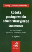 Rojewski Michał, Suławko-Karetko Agnieszka - Kodeks postępowania administracyjnego Orzecznictwo
