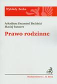Bieliński Arkadiusz Krzysztof, Pannert Maciej - Prawo rodzinne