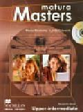 Rosińska Marta, Edwards Lynda - Matura Masters Upper-Intermediate Student`s book z płytą CD