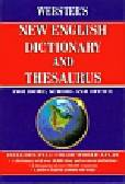 , - Webster's New English Dictionary And Thesaurus For Home School And Office