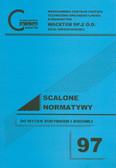 red. Wiśniewska Urszula, red. Kowalska Marzena - Scalone normatywy nr 97 - poziom cen III kwartał 2011 (wrzesień 2011 r.)