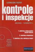 --- - Kontrole i inspekcje - ujednolicone przepisy