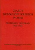 Kołodziej Edward, Mazur Mariusz, Radzik Tadeusz - Zjazdy konsulów polskich w ZSRR