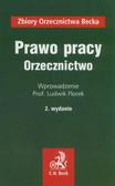 Florek Ludwik - Prawo Pracy Orzecznictwo