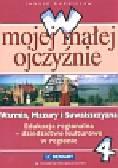 Kuźniecow Janusz - W mojej małej ojczyźnie 4-6 Komplet Warmia Mazury i Suwalszczyzna
