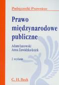 Łazowski Adam, Zawidzka-Łojek Anna - Prawo międzynarodowe publiczne