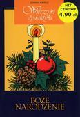 Kiercz Joanna - Wierszyki dydaktyki Boże Narodzenie