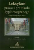 Sykuna Sebastian , Zajadło Jerzy - Leksykon prawa i protokołu dyplomatycznego. 100 podstawowych pojęć.