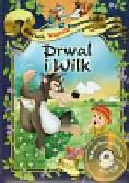 Bociek Wojtek opowiada Drwal i Wilk z płytą CD