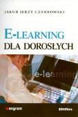 Czarkowski Jakub Jerzy - E-learning dla dorosłych